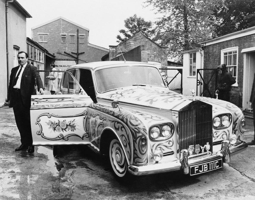 Rolls-Royce - Phantom V