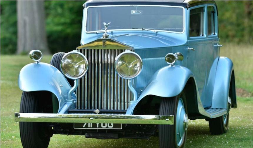 Roll-Royce - Phantom