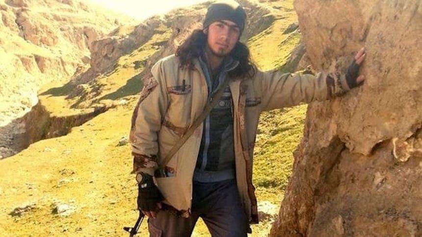 ISIS - Selfie de un terrorista