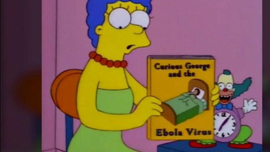Los Simpson - Ébola