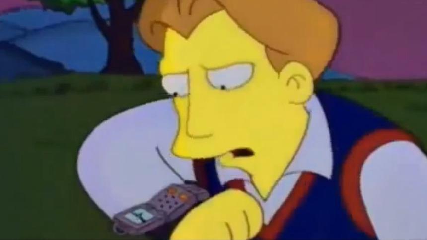 Los Simpson - Smartwatch