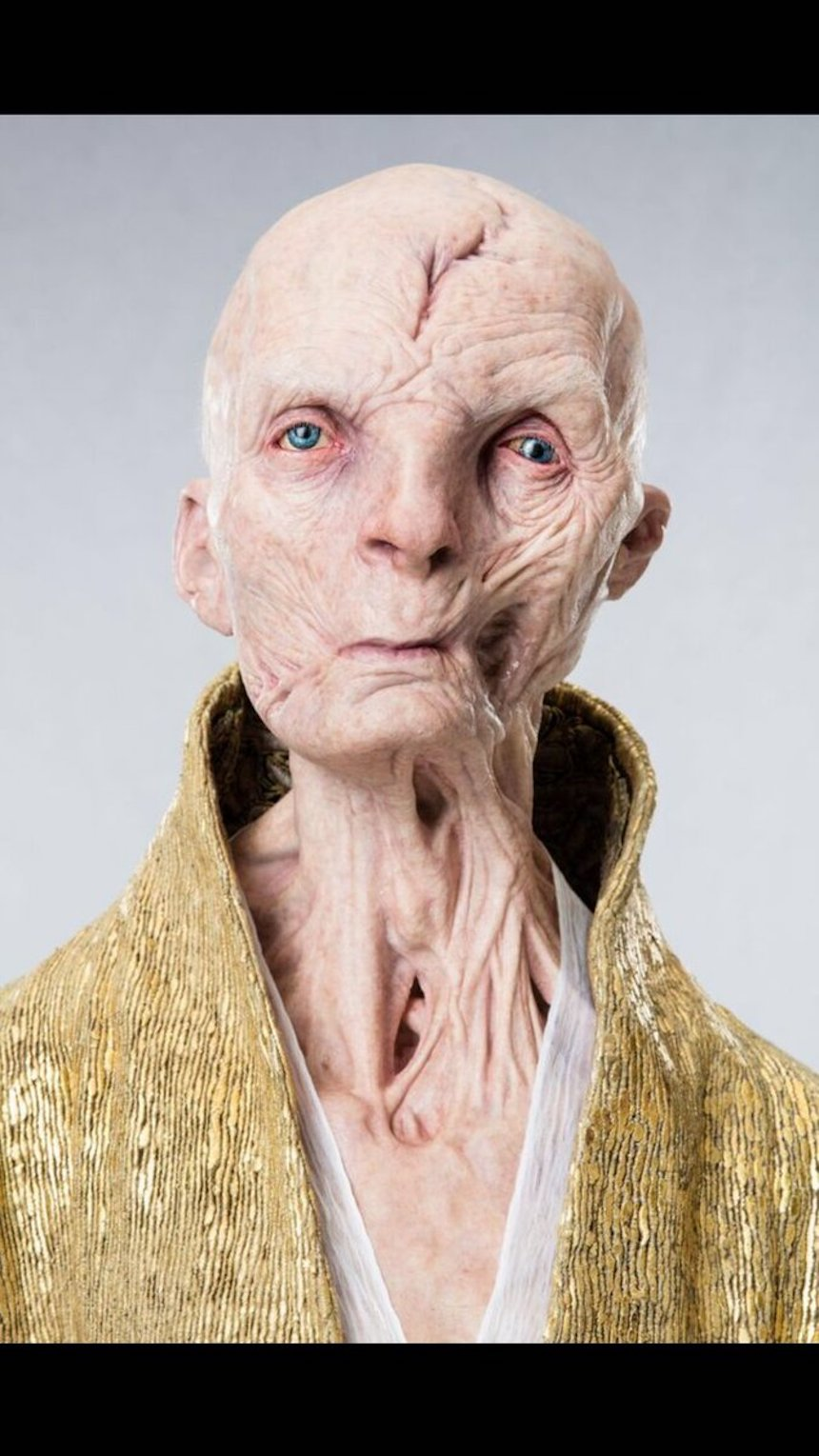 Star Wars: The Last Jedi - Snoke