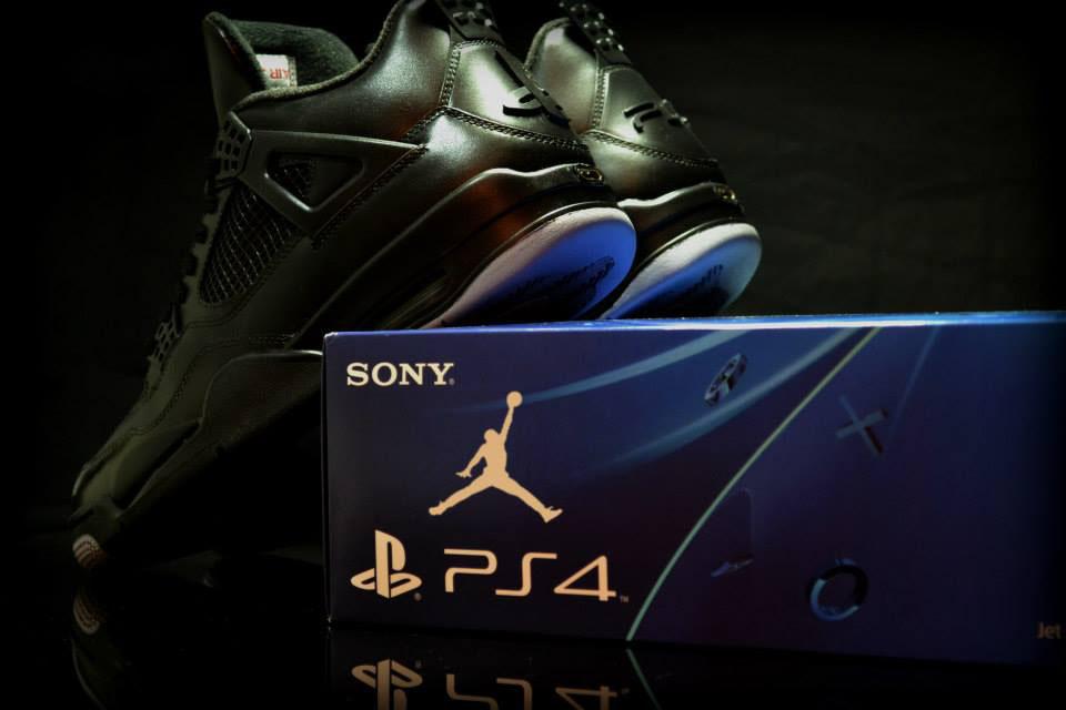 Air Jordan de PlayStation 4