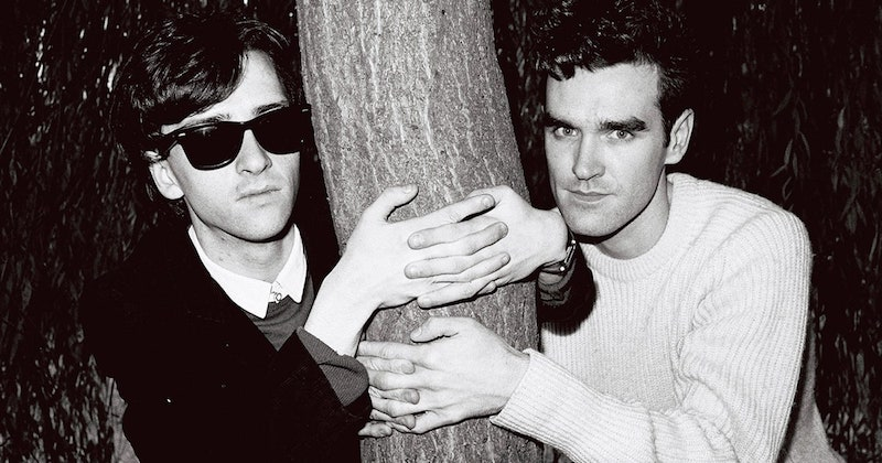 The Smiths lanza el primer demo de 'There Is a Light That Never Goes Out'