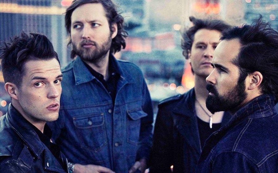 The Killers responden sobre su supuesta rivalidad con The Strokes