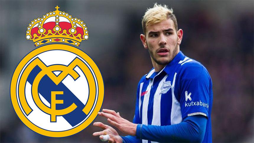 Confirmado: Theo Hernández es nuevo futbolista del Real Madrid