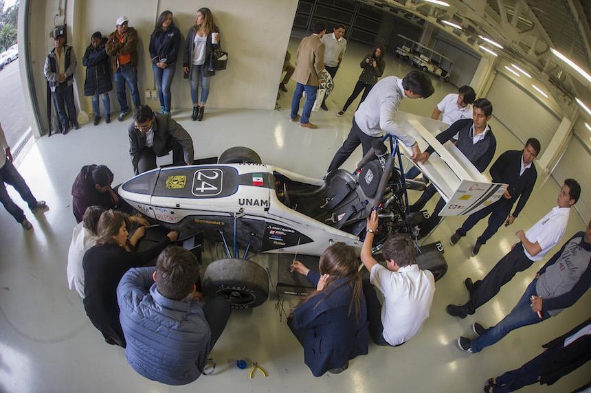 Estudiantes de México para Fórmula 1