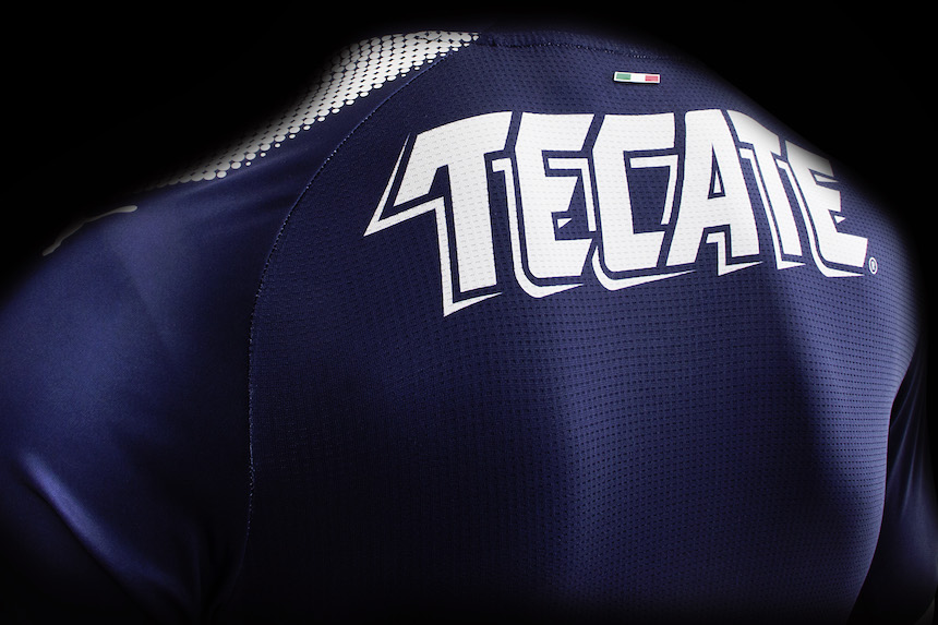 uniforme rayados monterrey 2017