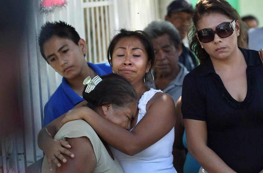 Violencia en México repunta en junio