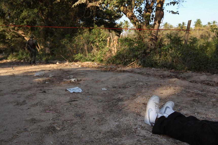 Rompe junio récord de violencia en Méxicco