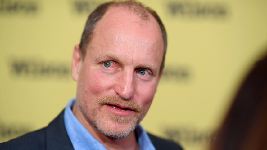 Así se ve Woody Harrelson en la película de Han Solo