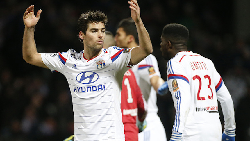 """Hoy en las Antipromesas: Yoann Gourcuff; el """"Pequeño Zidane"""""""