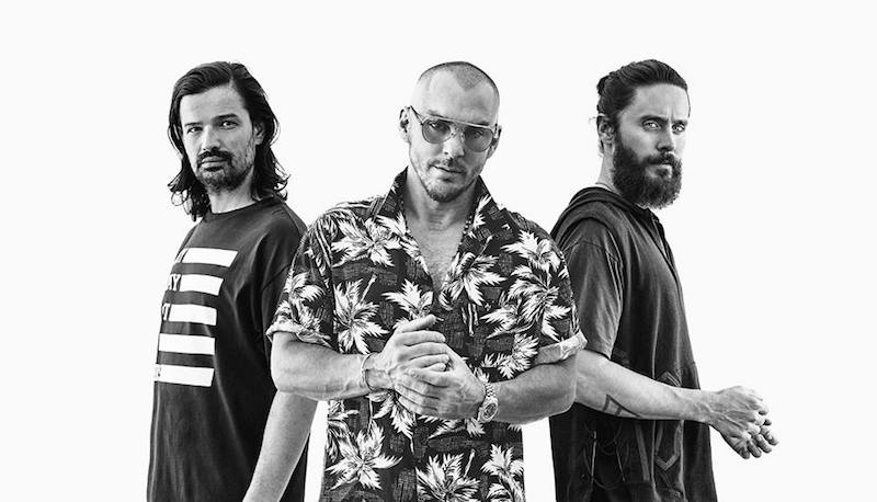 "30 Seconds to Mars regresa con su nueva canción ""Walk On Water"""