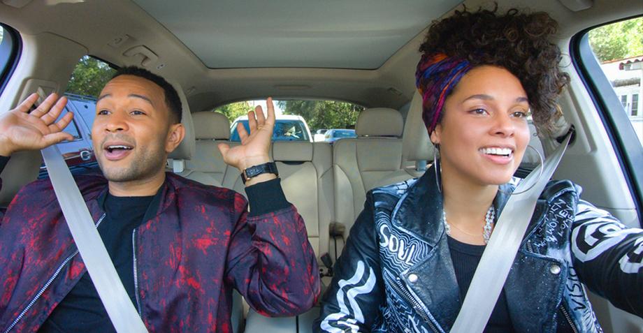 Acá te decimos quiénes están confirmados para 'Carpool Karaoke: The Series'