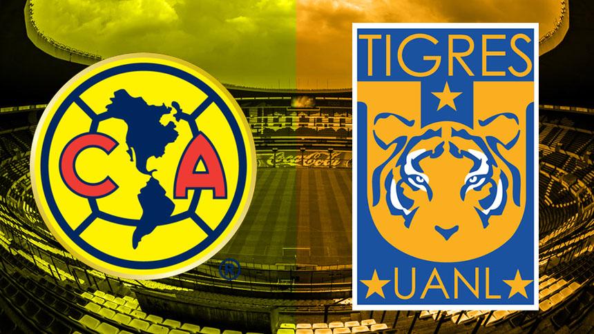 ¡A disfrutar de la doble jornada! América vs Tigres con sus goles y links