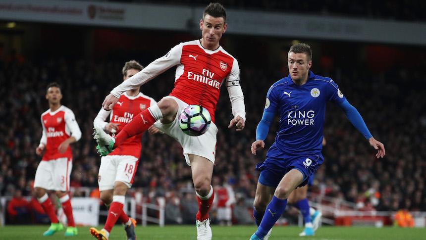 Los 5 puntos a seguir en el primer partido de Premier League: Arsenal vs Leicester City