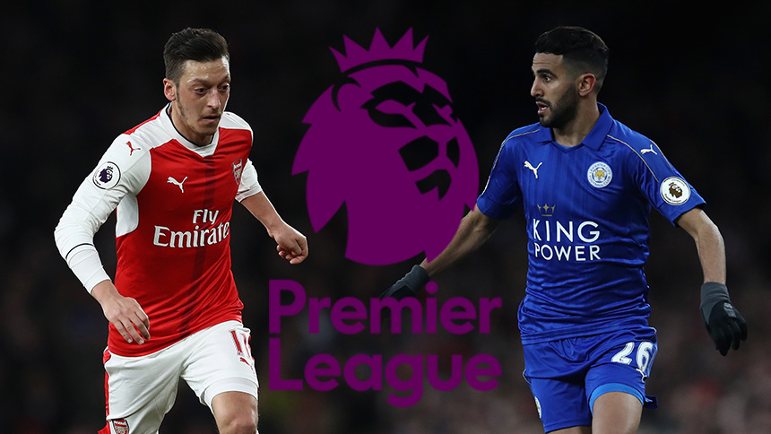 ¡La Premier League está aquí! Arsenal vs Leicester en vivo