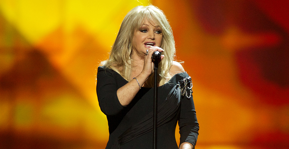 "Bonnie Tyler cantará ""Total Eclipse of the Heart"" en un crucero durante el eclipse de sol"