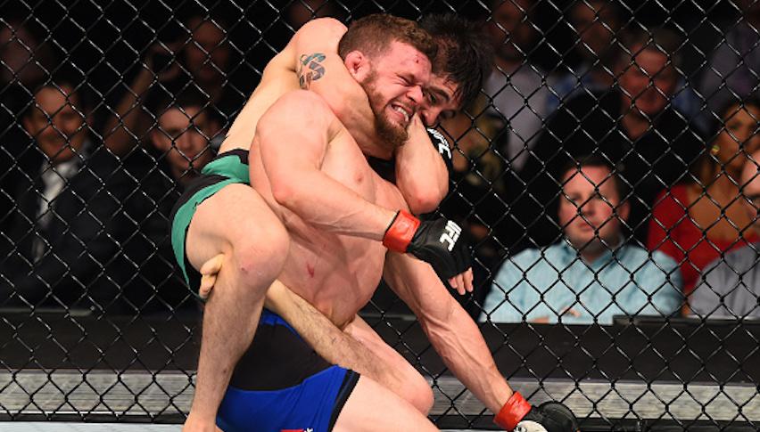 Todo lo que tienes que saber de la UFC Fight Night 114 en México