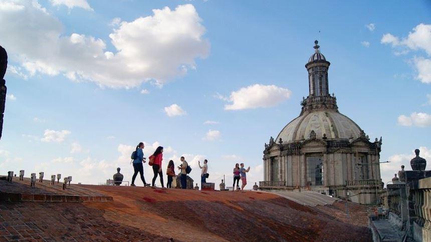 Ocho Lugares Para Disfrutar El Centro Histórico Desde Las