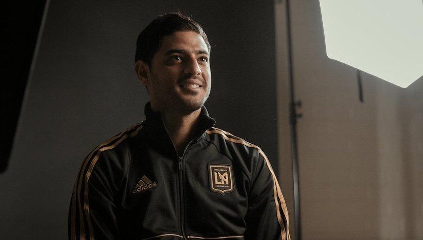 """Carlos Vela  cree que """"puede estar entre los mejores de Europa"""" pero va a la MLS"""