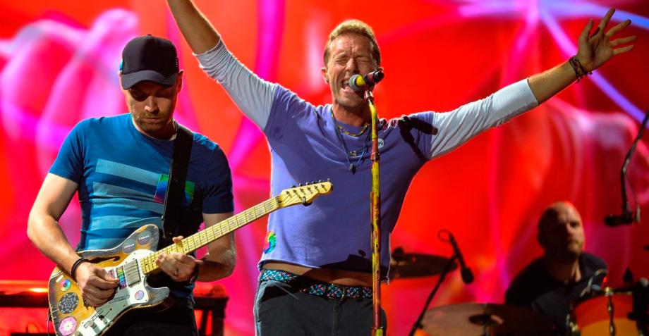 """Esto pasa cuando Coldplay convierte """"The Scientist"""" en una rola de Prince"""