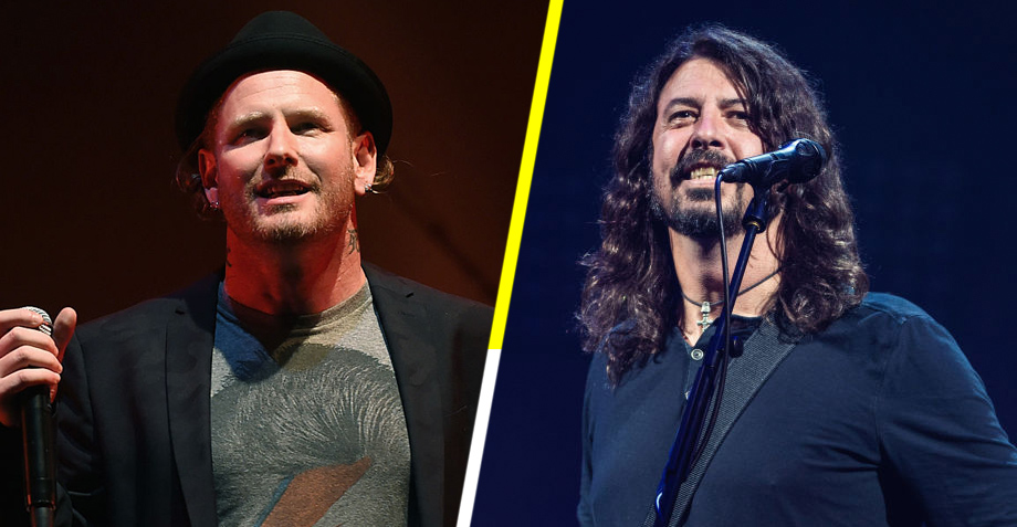 "Revive el cover de Corey Taylor a ""The Best of You"" de Foo Fighters"