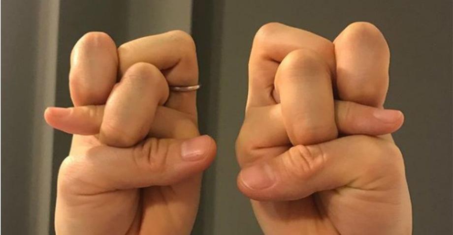 Dedos Enredados