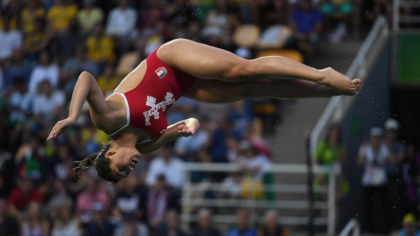 ¡Orgullo Nacional! Dolores Hernández gana el oro en la Universiada
