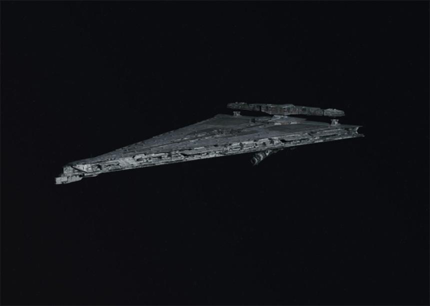 Dreadnought The Last Jedi