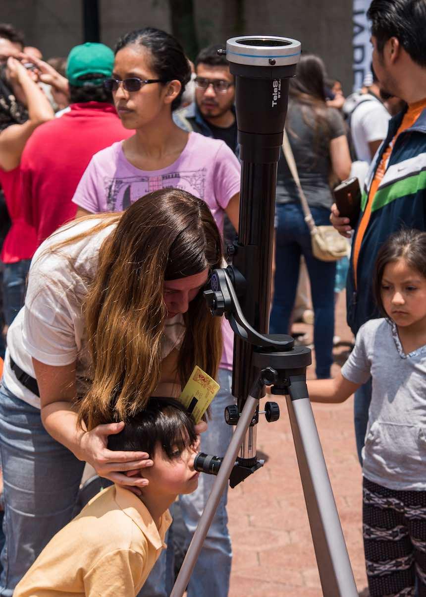 Delegación Benito Juárez - Madre e hijos