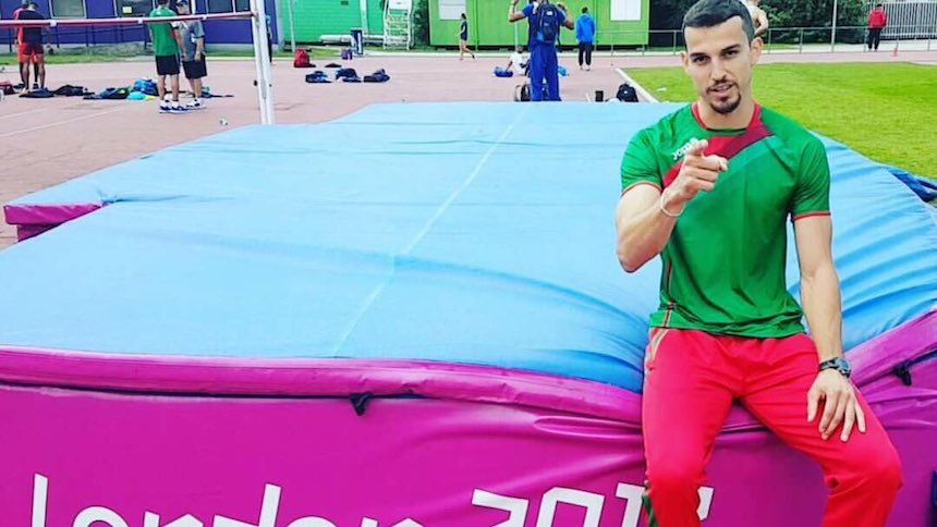 Cómo y dónde ver a Édgar Rivera en la Final de Salto de Altura