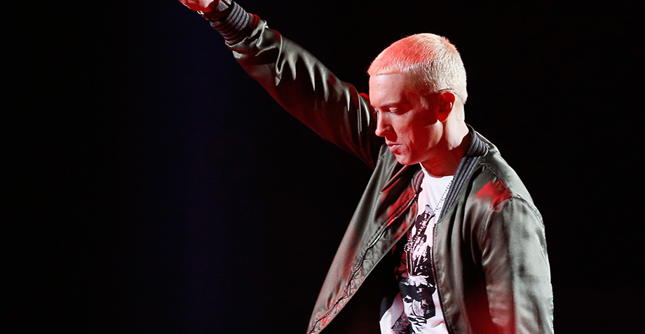 Eminem presentará una nueva película en el TIFF