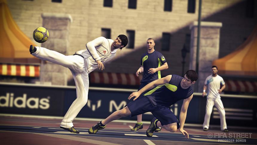 Este pequeño momento de mi vida se llama felicidad: FIFA 18 incluiría FIFA Street
