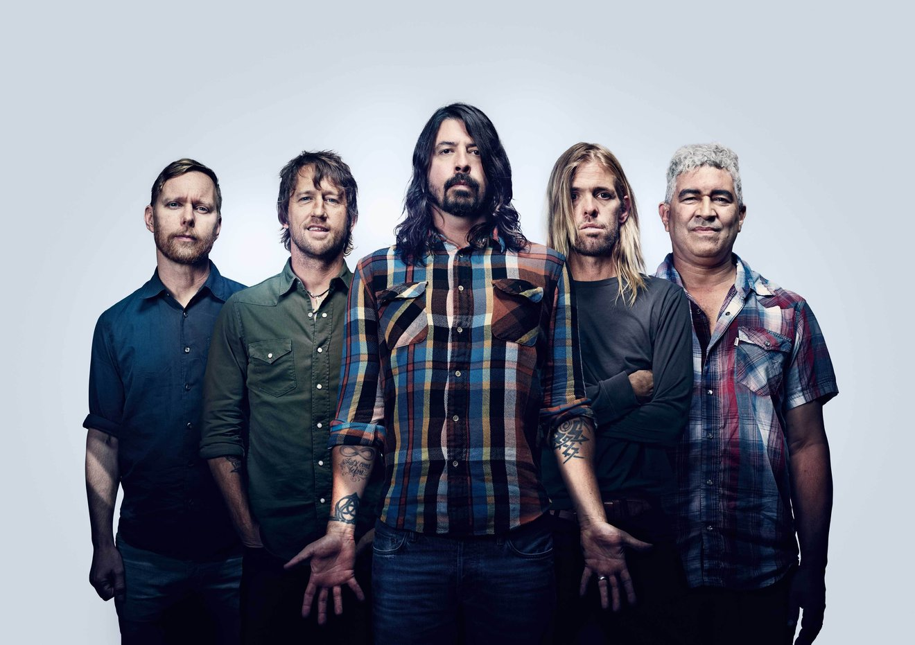 Blast from the past! Mira el debut en televisión de Foo Fighters 22 años atrás