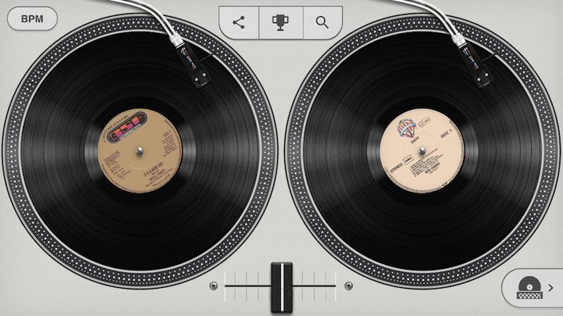 Google te enseña cómo ser DJ para celebrar el aniversario del hip hop