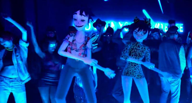 """Gorillaz nos regala este increíble remix de Kaytranada para """"Strobelite"""""""