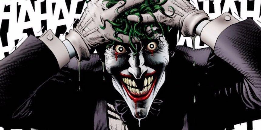 El Joker - The Killing Joke