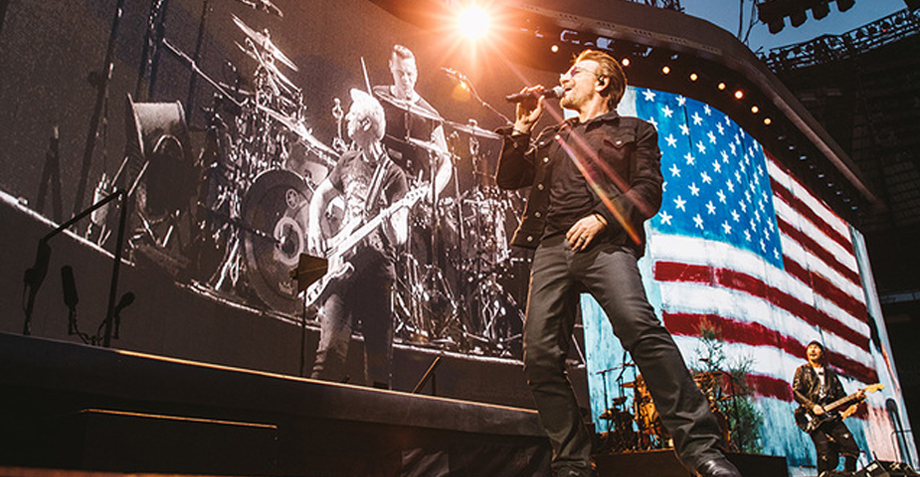 QUIZ: ¿Qué tanto sabes de U2 y del The Joshua Tree Tour 2017?