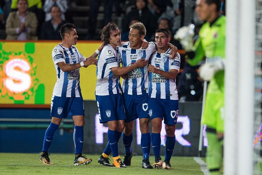 Pachuca jugará amistosos en Europa ante PSV y Celta de Vigo