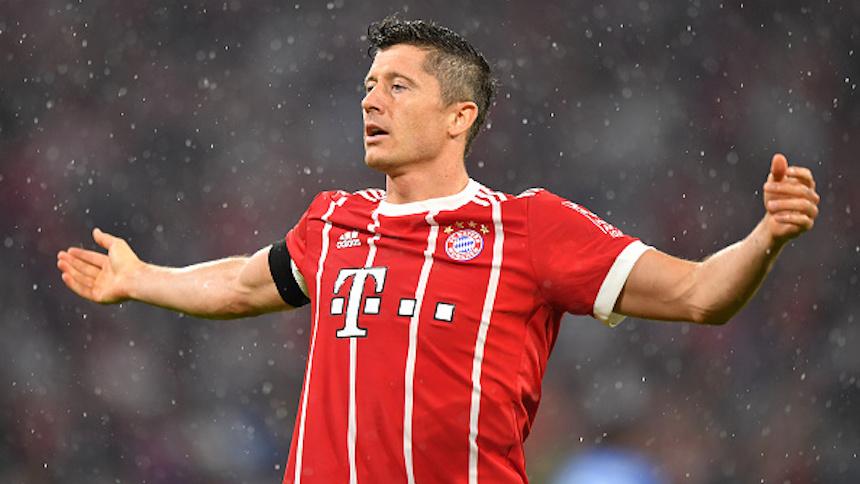 Acá los goles del triunfo del Bayern Munich en el inicio de la Bundesliga