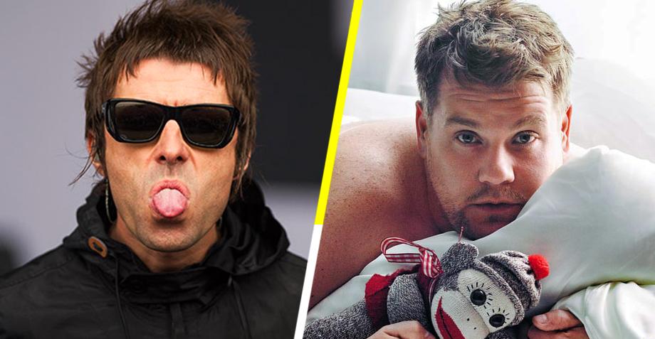 """Liam se niega a salir en 'Carpool Karaoke' con el """"imbécil"""" de James Corden"""