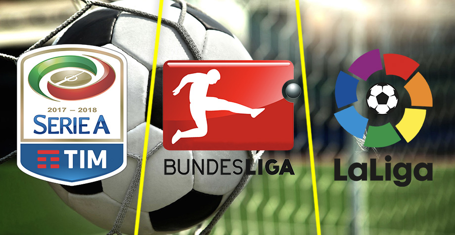 Inicia la Bundesliga, Serie A, La Liga y aquí está su agenda para disfrutarlas