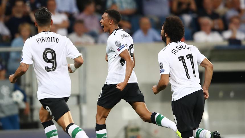 El Liverpool a nada de volver a la Champions y los demás resultados de la Fase Previa