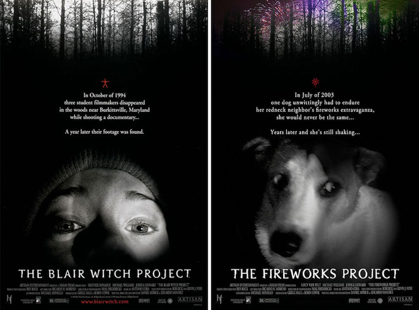 Lucy - The Blair Witch Project