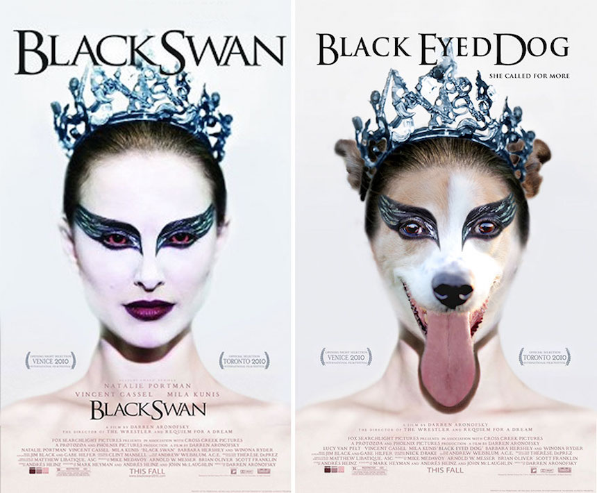 Lucy - The Black Swan