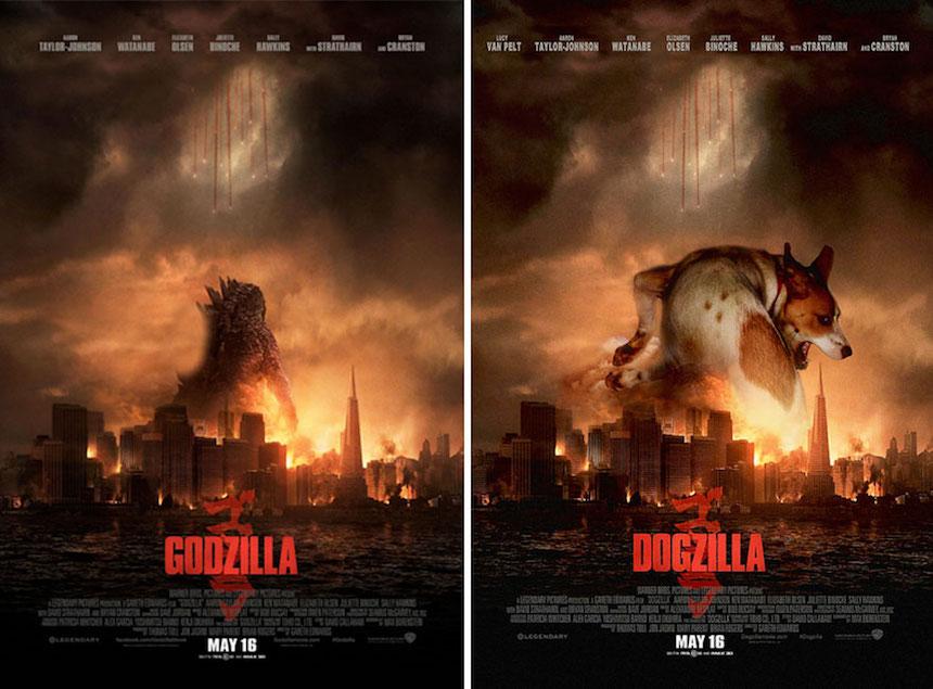 Lucy - Godzilla