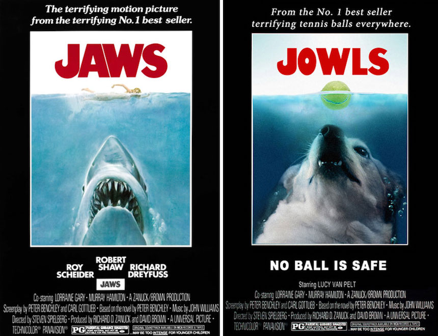Lucy - Jaws