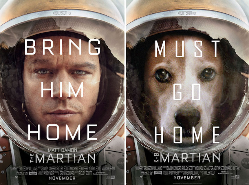Lucy - The Martian
