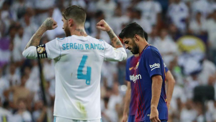 Mal y de malas: Luis Suárez un mes fuera por lesión